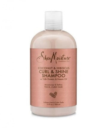 COCONUT-HIBISCUS-CURL-SHINE-SHAMPOO 384ml